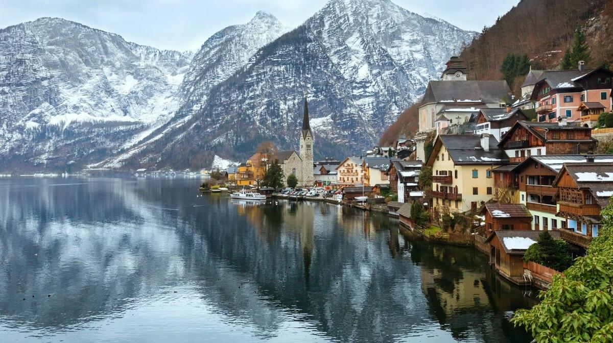 Austrijska jezera, HALLSTATT