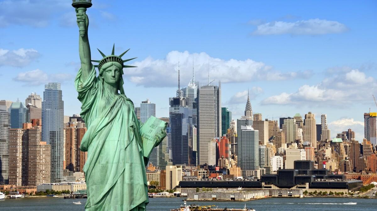New York putovanje, mondo travel, grupni polasci za SAD, kip slobode New York