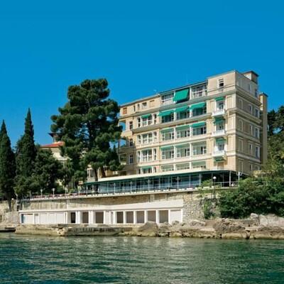 Opatija, Smart Selection Hotel BELVEDERE