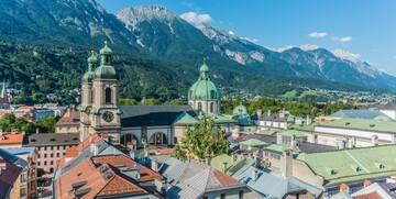 Putovanje u Innsbruck, srce Alpa, putovanje autobusom