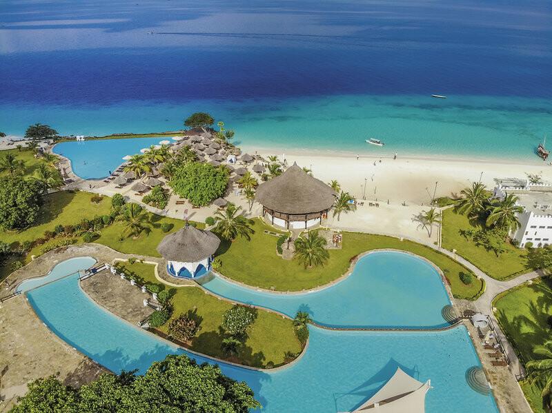 Zanzobar, Royal Zanzibar Beach Resort 9