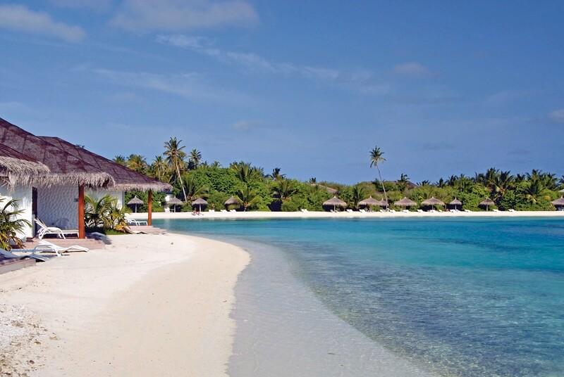 Maldivi, Sjeverni Male Atoll, Cinnamon Dhonveli Maldives