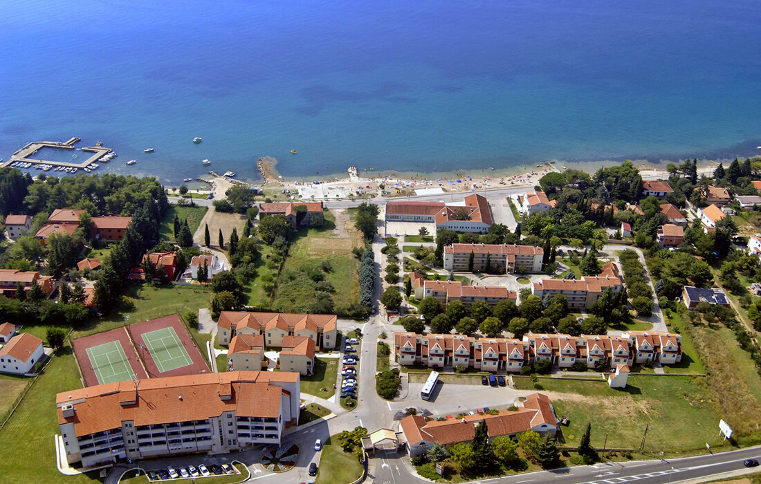 Hotel Alba i app Croatia