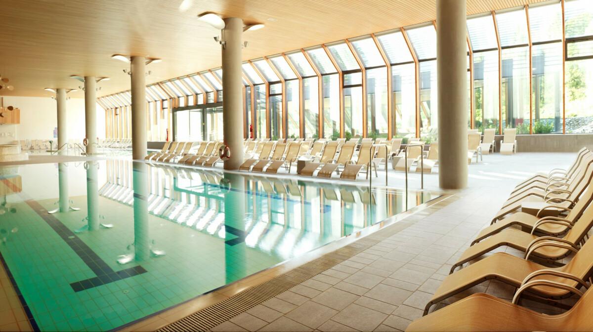 Skijanje Slovenija, Hotel Špik, unutarnji bazen, wellness špik