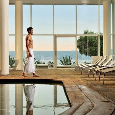 Wyndham Grand Novi Resort NOVISPA indoor pool II