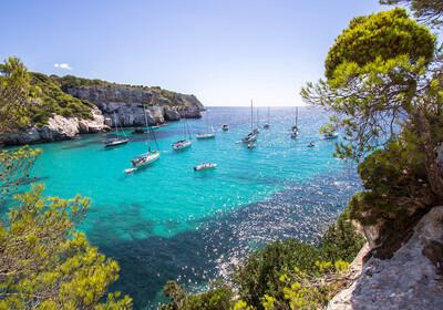 Plaža Macarella, ljetovanje Mediteran, putovanje Menorca, Baleari, putovanje zrakoplovom