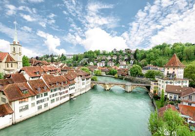 Švicarska - Bern