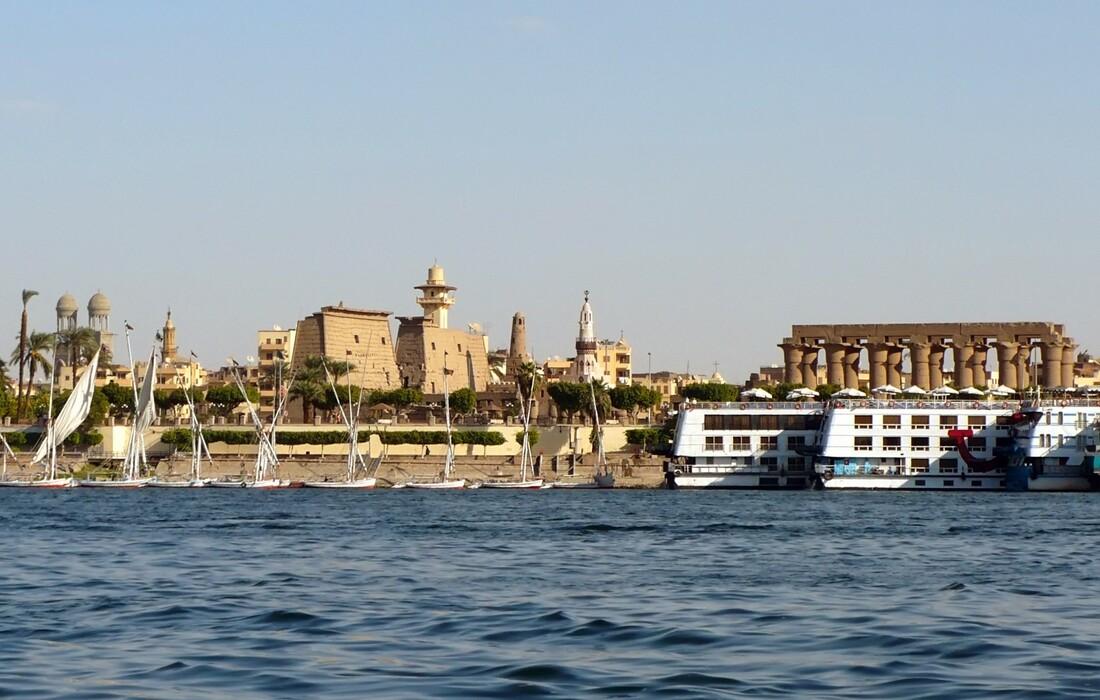 Egipat - Luxor