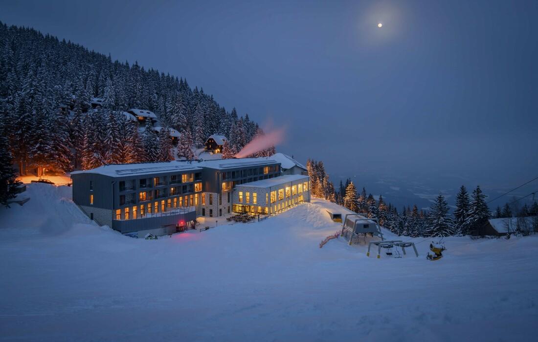 zima golte, skijanje