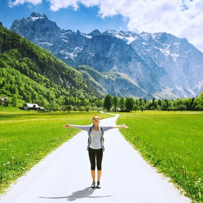 Zelenilo logarske doline, putovanje u Sloveniju,garantirani polasci