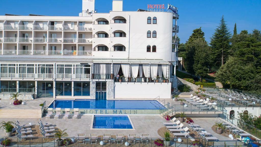 Malinska, Hotel Malin