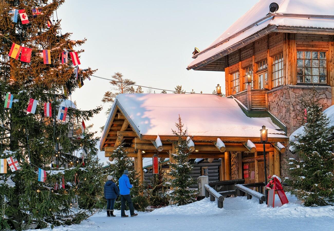 Zima - Selo djeda Božićnjaka