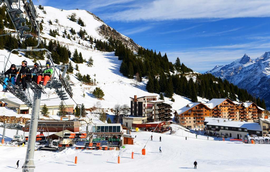 Skijanje u Francuskoj, Alpe d'Huez, Les Balcon's D'Aurea, skijalište