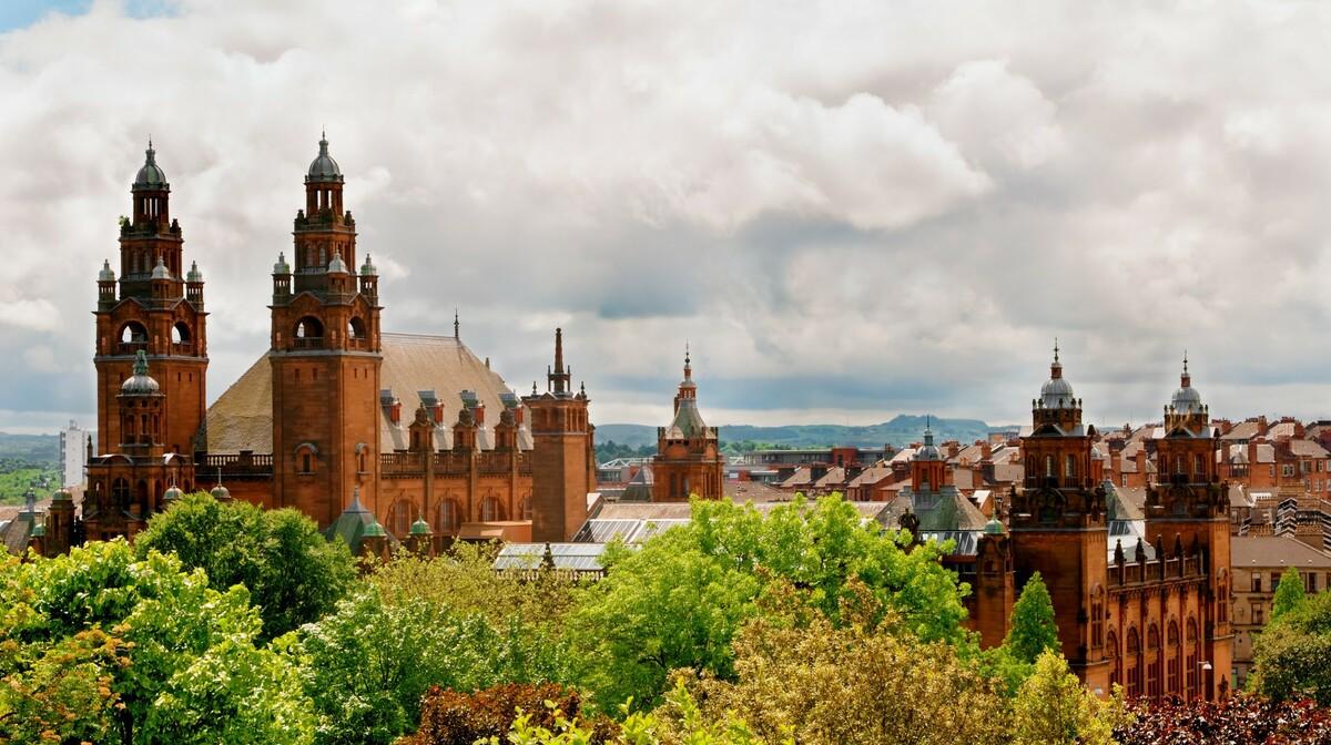 Galerija Kelvingrove u Glasgowu, putovanje čarobna Škotska, garantirani polazak