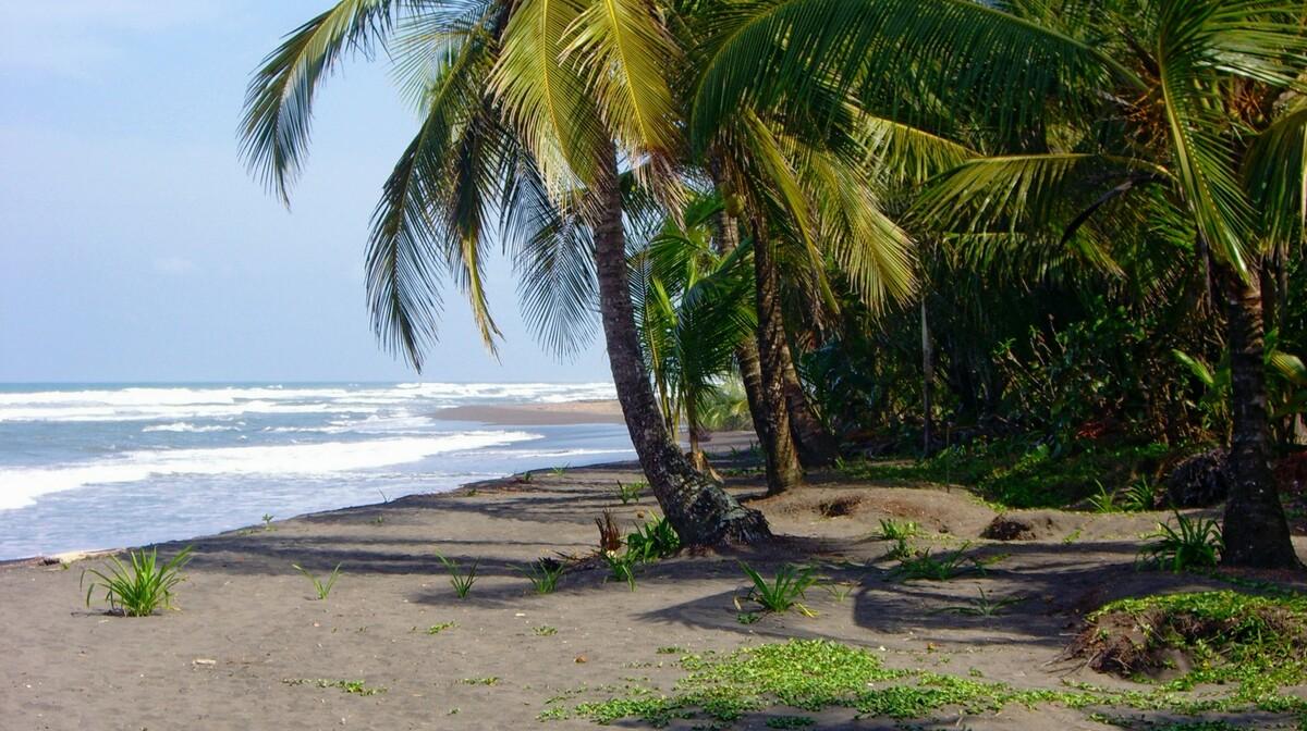 Kostarika, plaža sa crnim pijeskom, garantirani polasci, putovanja sa pratiteljem, vođene ture