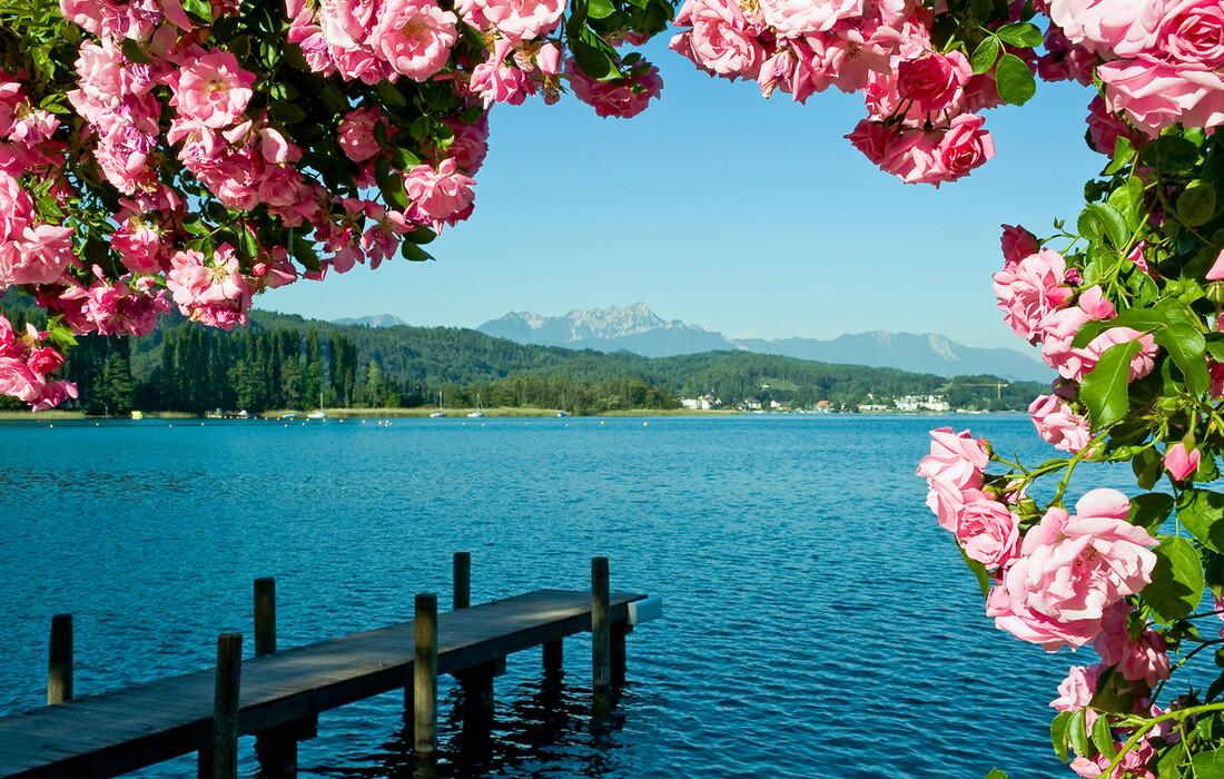 Woerther See u Austriji, potovanje Klagenfurt i Villach, garantirani polazak