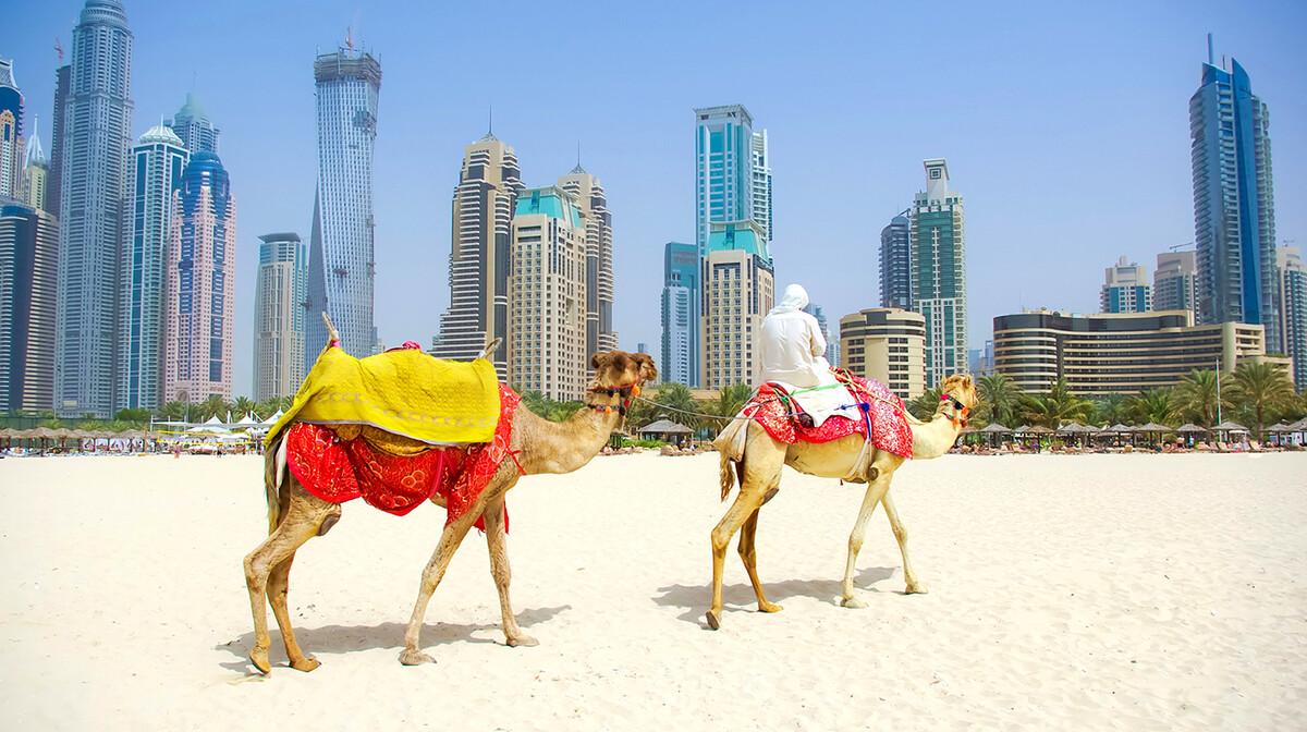 Jahanje deva, Putovanje u Dubai, Emirati, grupni polasci, daleka putovanja