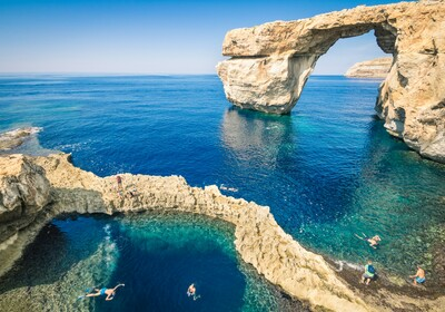 Otok Gozo, ljetovanje Malta, ljeto na Mediteranu, malata, charter let