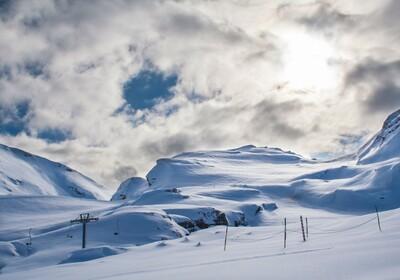 Skijanje u Francuskoj, Flaine, snjeg