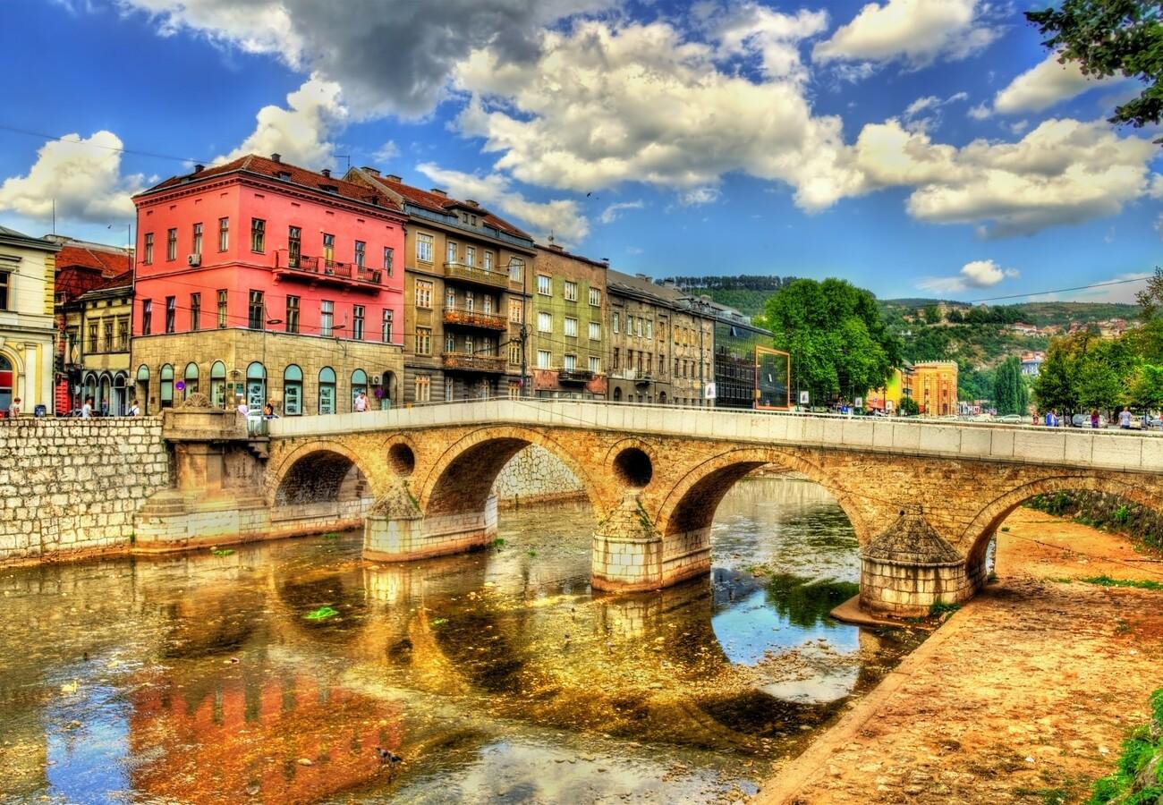 latinska ćuprija,Sarajevo, mondo travel