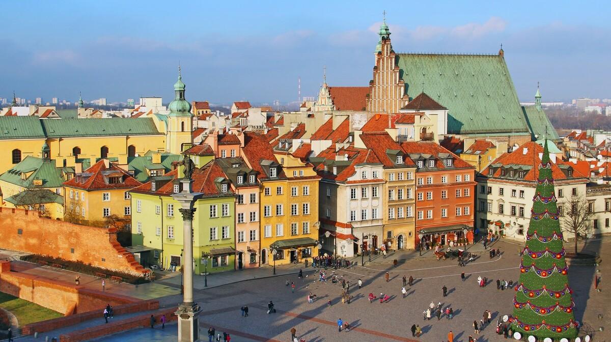 Poljska, Varšava