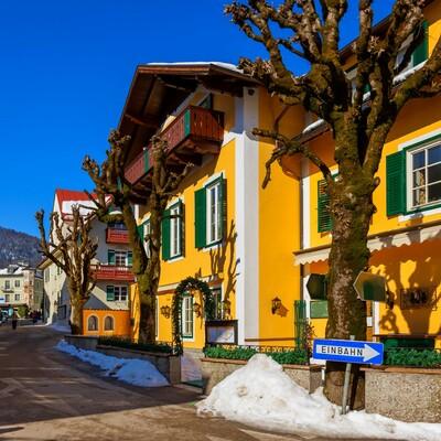 St. Gilgen, Austrija, putovanje u salzburg, mondo travel