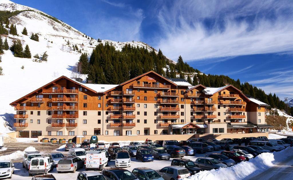 Auris, Alpe d' Huez, Residence Les Balcons d'Aurea