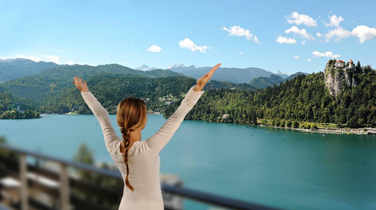 Skijanje u Sloveniji, Bled, Hotel Rikli Balance Hotel