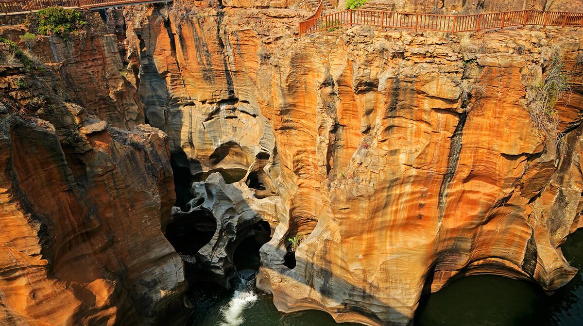Južna Afrika - Kanjon Blyde river