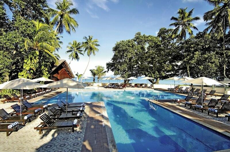Sejšeli, Berjaya Beau Vallon Bay Resort & Casino