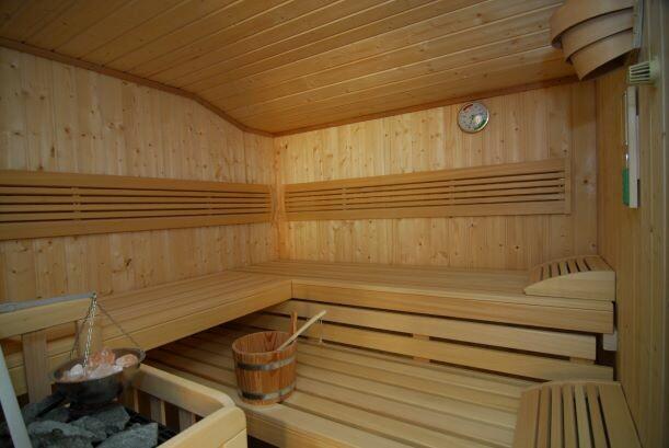 Lovran, Hotel Lovran, sauna