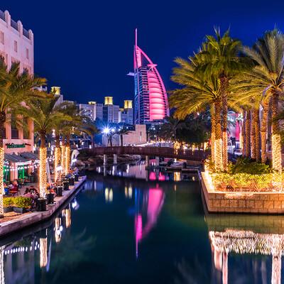 Dubai, Burj Al Arab, putovanje u Dubai, Daleka putovanja, garantirani polasci