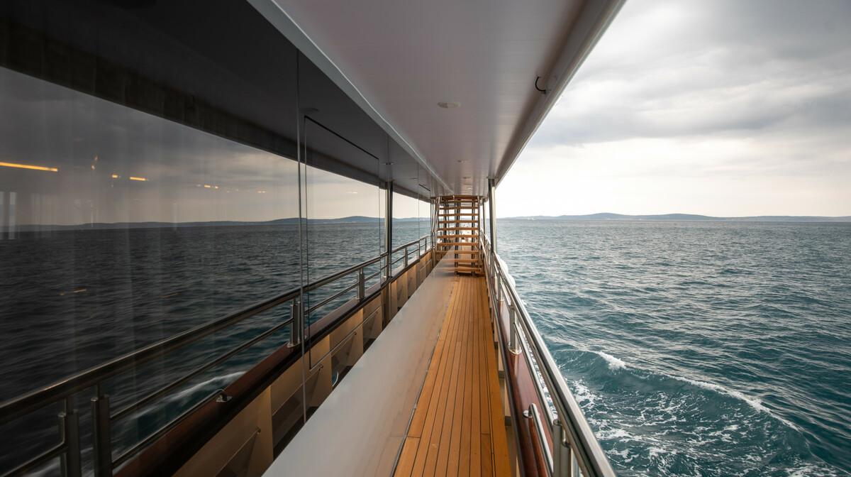 Krstarenje Jadranom luksuznim brodom Freedom