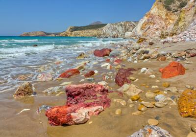 otok Milos, putovanja zrakoplovom, Mondo travel, europska putovanja, garantirani polazak
