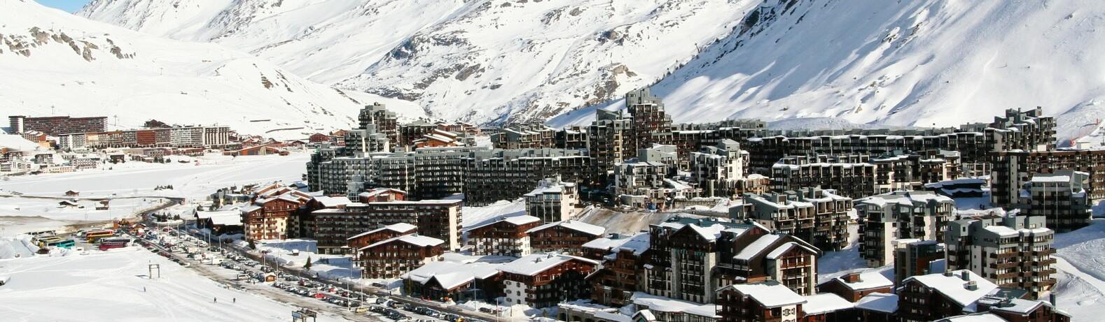 Skijanje Tignes