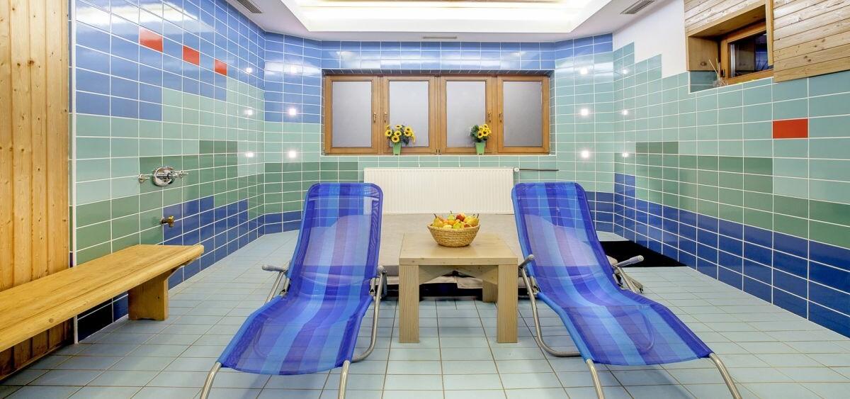 wellness u Sloveniji, Krvavec Hotel, sauna