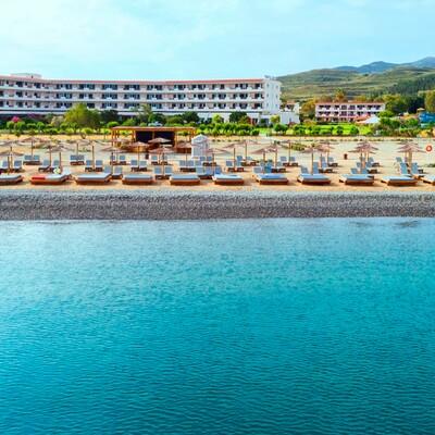 Kos, Psalisi, Hotel Mitsis Ramira Beach