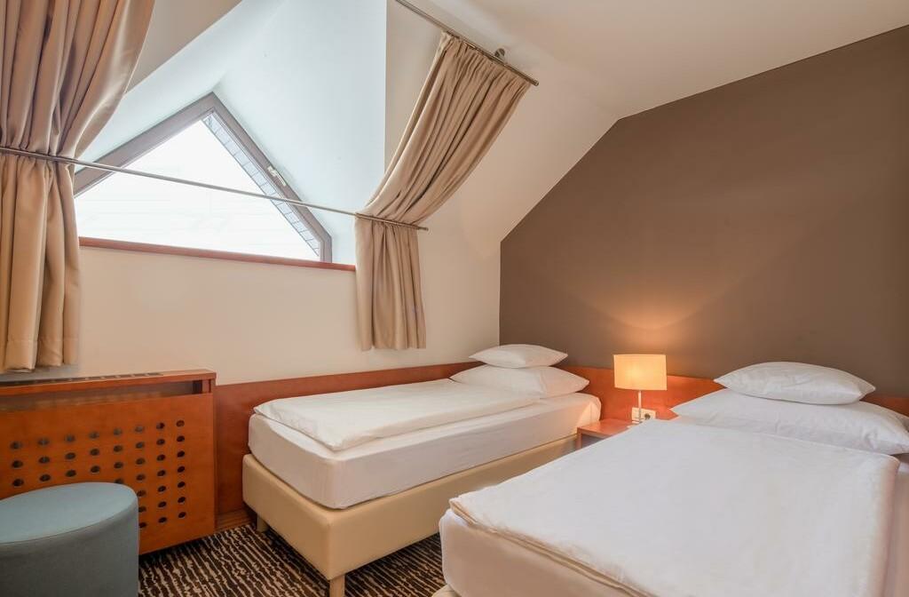 Sloveija, Best Western hotel Kranjska Gora, Skijanje Kranjska Gora, dvokrevetna soba