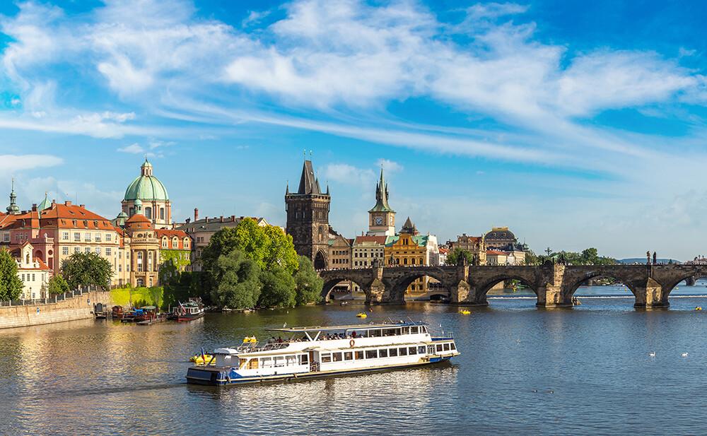 Prag - Vltava