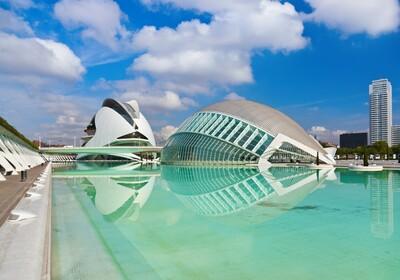 Grad umjetnosti i znanosti, Valencija, mondo travel