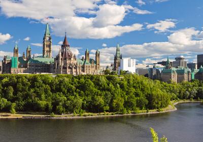 Kanada, Ottawa, zgrade parlamenta, grupni polasci, vođene ture, garantirani polasci