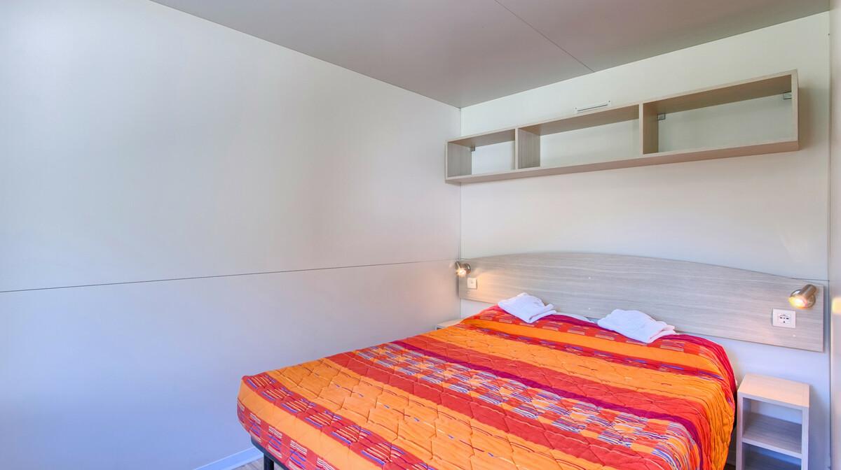 Rabac, Kamp Oliva, mobilne kućice standard