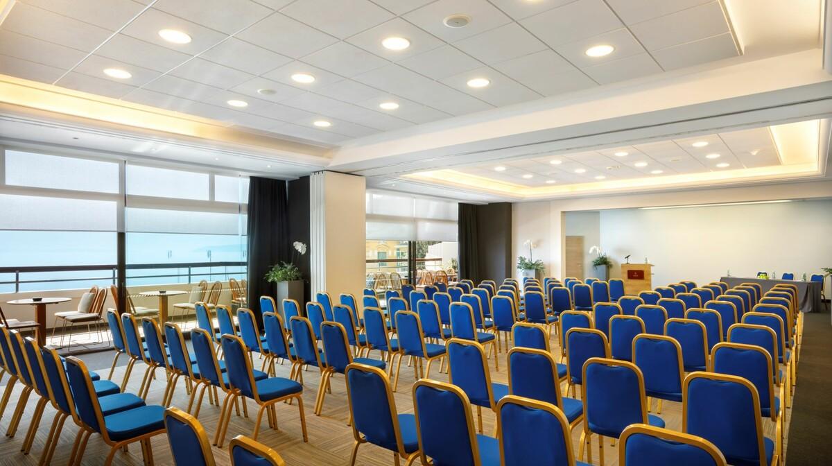 Dvorana za sastanke u hotelu Admiral, Opatija.
