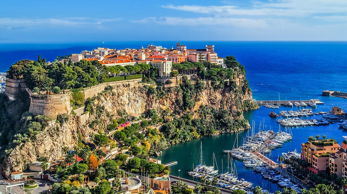 Monako i Monte Carlo na putovanju Azurna obala, Mondo travel