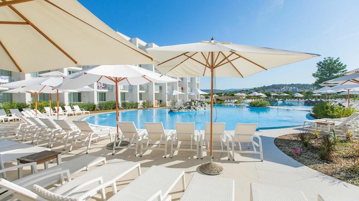 Solaris, Hotel Jakov, vanjski bazen2