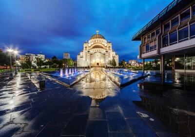 Sveti Sava - Beograd