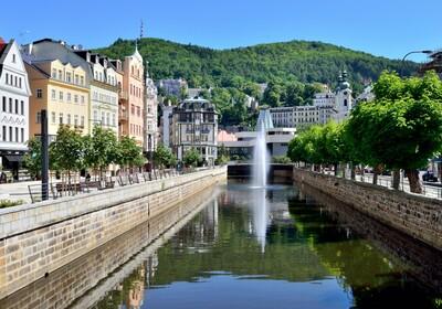 Karlovy Vary - Češka