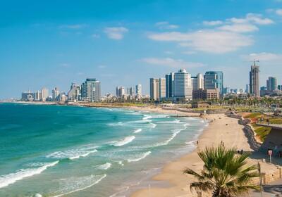 Tel Aviv, gradska plaža, grupni polaci, putovanje u Izrael i Jordan, garantirani polasci