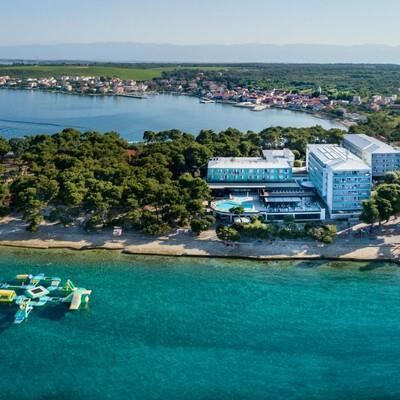 Hotel Pinija, panorama