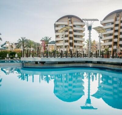 Antalya, Alanya, Hotel Alaiye Resort